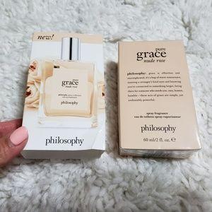 Philosophy Other - Philosophy Amazing Grace Nude Rose